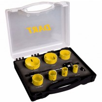 HSS Dart Premium Cobolt Bi-Metal Holesaw Sets