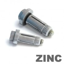 Hollo-Bolts Zinc Plated