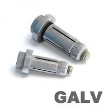 Hollo-Bolts Galvanised