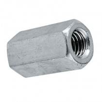 Studding Connector Bright Zinc Plated