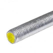 High Tensile 8.8 Zinc Plated Studding 1 Meter Lengths