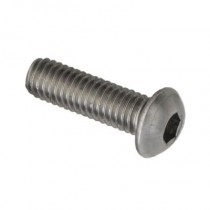 Socket Button Screw Stainless Steel A2
