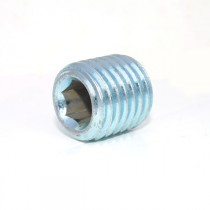 Socket Set Screw Bright Zinc Plated