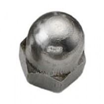 Dome Nut Stainless Steel A2