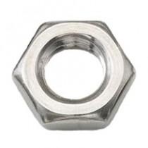 Hexagonal Lock Nut Stainless Steel A2