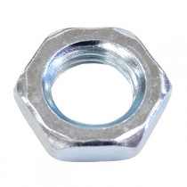 Hexagonal Lock Nut Bright Zinc Plated