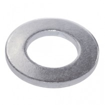 Form A Flat Washer Bright Zinc Plated