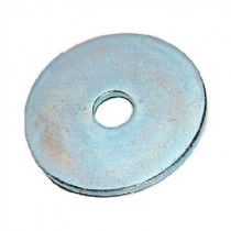 Mudguard Washer Bright Zinc Plated