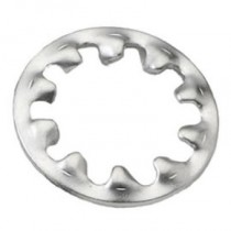 Internal Tooth Shakeproof Washer Stainless Steel A2