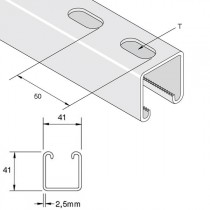 Unistrut Channel System and Accessories