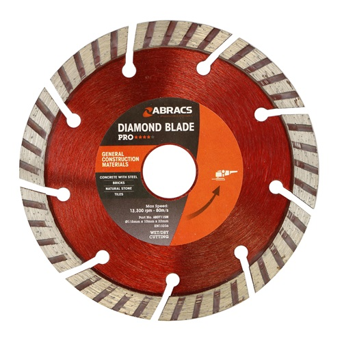 GCM General Construction Material Diamond Blades