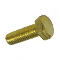 Hexagon Set Screw Brass Self Colour