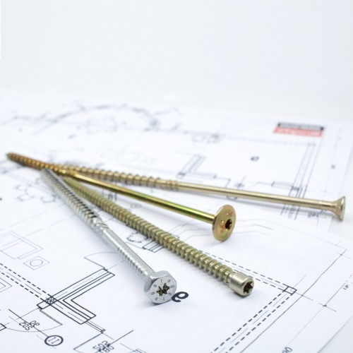 Simpson Strong-Tie Structural Screws