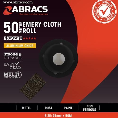 Emery Cloth Rolls