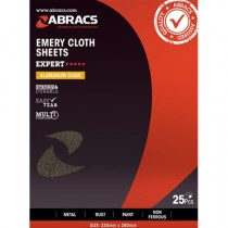 Emery Cloth Sheets