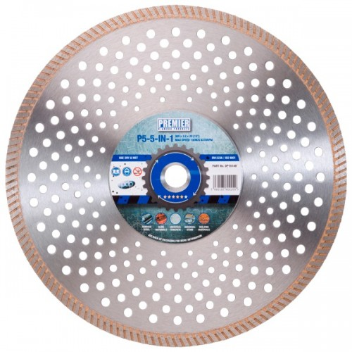 PDP P5 5in1 High Performance Diamond Blades