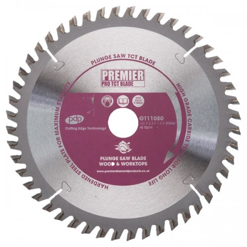 Blades for Plunge Saws