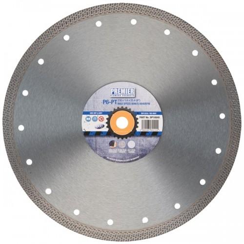 PDP P6-PT Continuous Rim Diamond Blades