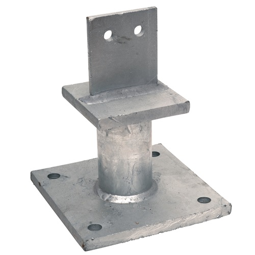 Heavy Duty Elevated Post Bases