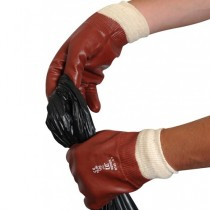 PVC Gloves and Gauntlets