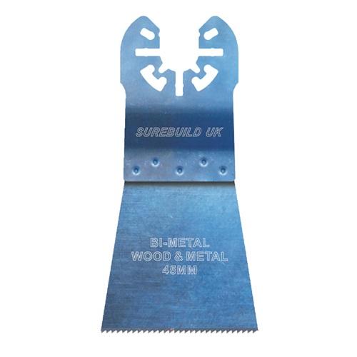 Surebuild Multitool Blades for Wood & Metal