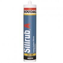 Silirub A Premium Grade Acetoxy Silicone Sealant