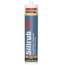 Silirub P2 Overpaintable Silicone Sealant