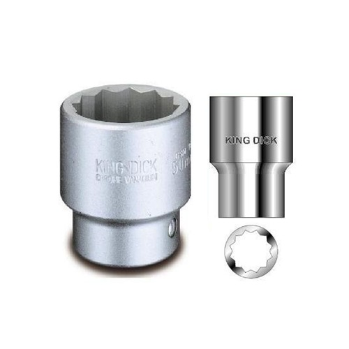 1/2 Inch Square Drive 12 Point Sockets