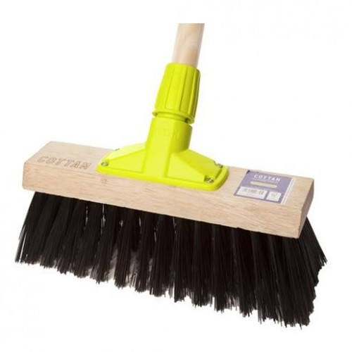 Sythetic Rapid Lock Yard Brooms