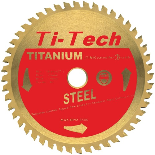 Cold Cut Circular Saw Blades for Steel