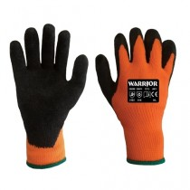 Warrior Thermal Latex Grip Gloves