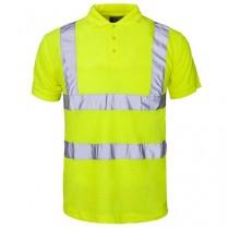 Hi Visibility Polo Shirts
