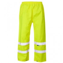 Hi Visibility Class 1 Yellow Trousers