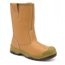Zephyr ZX60 Water Resistant Leather Rigger Boots