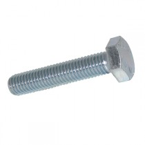 Hexagon Set Screw Zinc Plated High Tensile 8.8