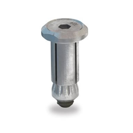 Lindapter M8 Hollo-Bolt Countersunk Size 1