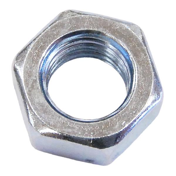 M8 Full Nut Grade 8 Bright Zinc Plated