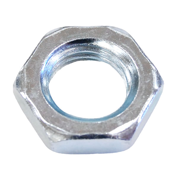 M6 Lock Nut Mild Steel Grade 4