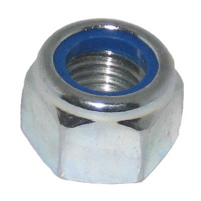 M6 Type P Nylon Insert Nut Grade 8