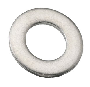 M10 Form A Flat Washer