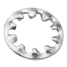 M4 Internal Shakeproof Washer Mild Steel