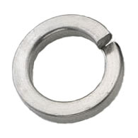 M6 Square Section Spring Washer
