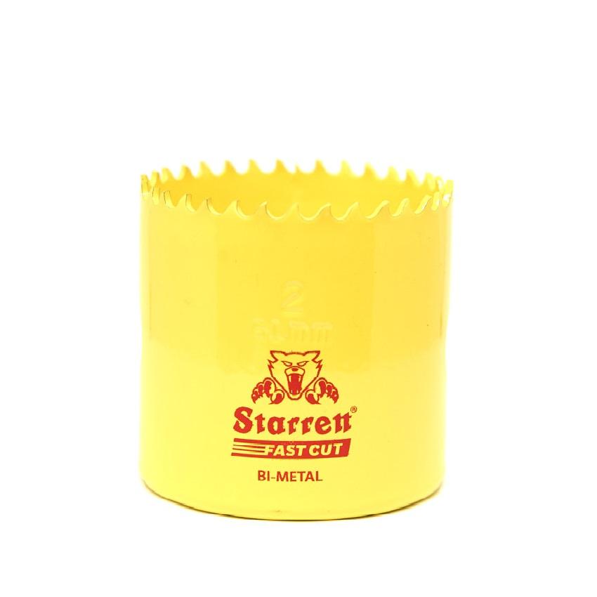 51.0mm HSS - Starrett Bi Metal Constant