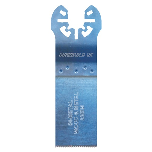 BIM Standard Flush Cut Wood & Metal Saw Blade