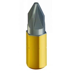 No 2 Phillips Titanium Carbon Screwdriver