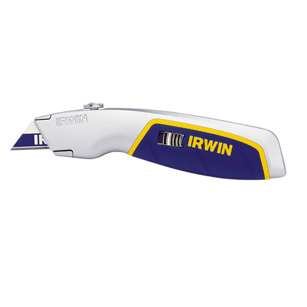 Irwin Pro-Touch Retractable Blade Knife