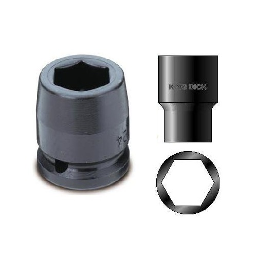 King Dick 3/8 inch SD 10mm Deep Impact Socket