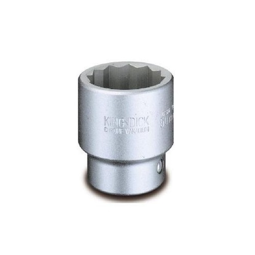 King Dick 17mm Standard 3/8 inch 12 Point