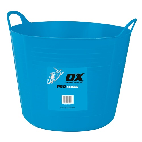 OX Pro Heavy Duty 73L Flexi Tub