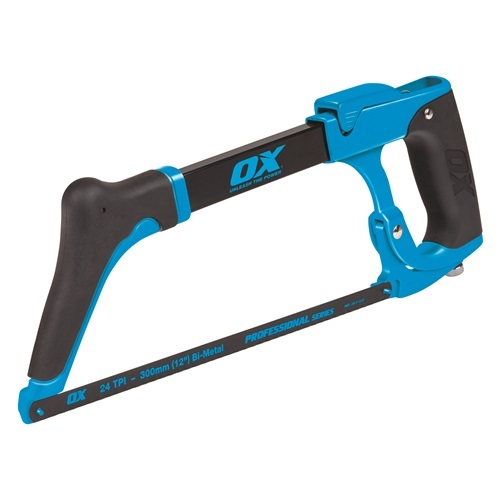 OX Pro High Tension Hacksaw 12 inch